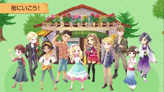 Story of Seasons: Pioneers of Olive Town, All Marriage Candidate