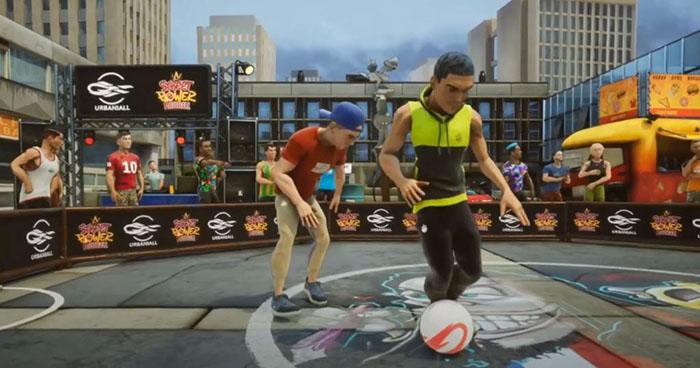 The 10 Worst Video Games of 2020, รวมเกมยอดแย่แห่งปี 2020, Street Power Soccer (PS4)
